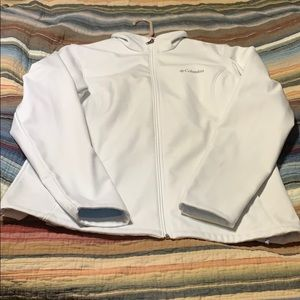 Columbia jacket, new but tags detached. Never worn